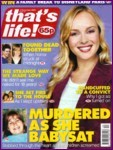 Cover of That's Life Magazine - 3rd November 2005