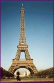 Eiffal Tower, Paris