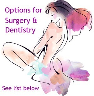 Options for surgery & Dentistry