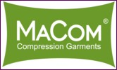 MACOM compression garments to use after cosmetic surgery